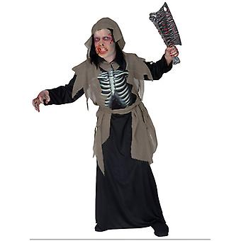 Holografisk Zombie kostume