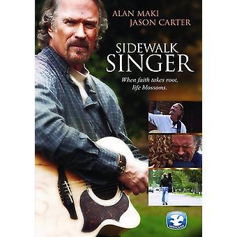 Sidewalk Singer [DVD] USA import