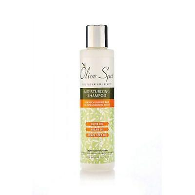 Shampoo para cabelos secos e coloridos 200ml.