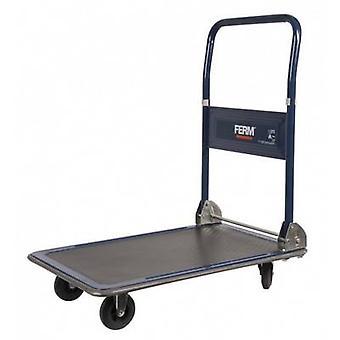 Ferm TTM1027 Wózek płaski składany Stalowa Ładowność (maks.): 150 kg