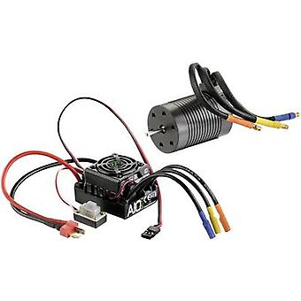 Modell Auto brushless motor Set 01:10 Absima Schub 3 s Eco
