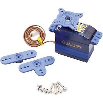 Bluebird BMS-660 DMG standard servo kaksinkertainen kuulalaakeri ajaa MetalJR