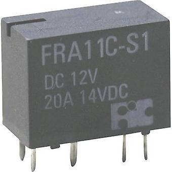Hongfa HFKD/012-1ZST Automotive relay 12 V DC 20 A 1 change-over