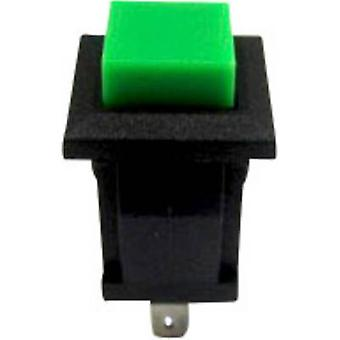 SCI R13-57A-05GN Pushbutton 250 V AC 0.5 A 1 x Off/(On) momentary 1 pc(s)