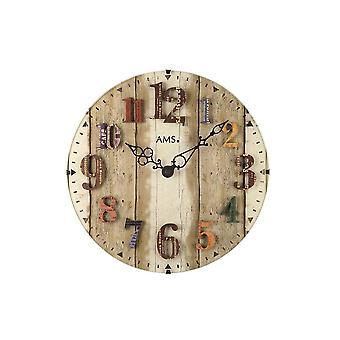 Horloge murale AMS - 9423
