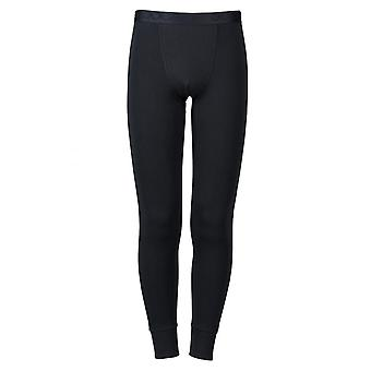 Jockey moderne thermique Long John Black