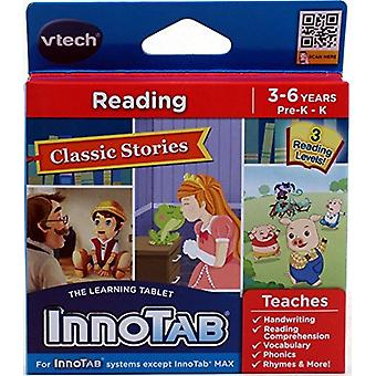 VTech Innotab clásico historias de cartucho