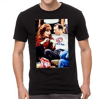 Married With Children Bundys Love Men's Black T-shirt