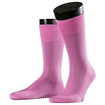Falke Tiago sokken - pioenroos roze