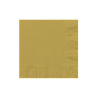 Gouden servetten