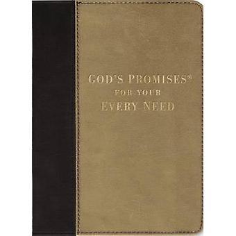 Promesas de Dios para su cada necesidad - NVI por Jack Countryman - L. a. G