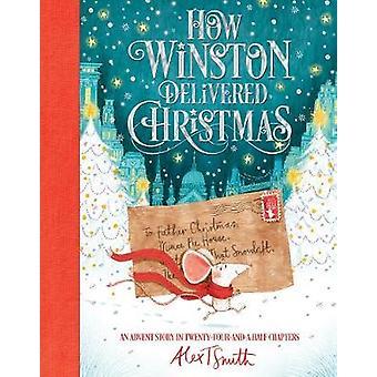 كيفية تسليم ونستون عيد الميلاد--قصة ظهور في العشرين-أربعة-وا