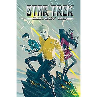 Star Trek Boldly Go - Vol. 1 by Tony Shasteen - 9781631409233 Book