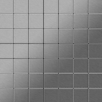 Metal mozaik rozsdamentes ACÉLÖTVÖZET Attica-S-S-B