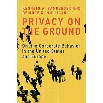 Privacidade no chão - dirigindo o comportamento corporativo no Estado Unido
