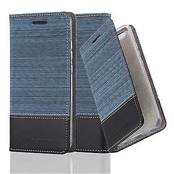Cadorabo Hülle für Huawei P10 PLUS Case Cover - Handyhülle mit Magnetverschluss, Standfunktion und Kartenfach – Case Cover Schutzhülle Etui Tasche Book Klapp Style