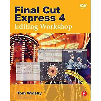 Final Cut Express 4 bewerken Workshop