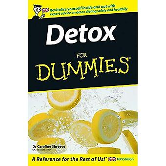 Detox for Dummies (For Dummies)