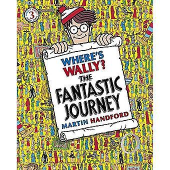 Where's Wally? Il viaggio fantastico