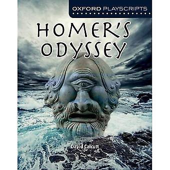 Nelson Thornes Dramascripts Homeros Odysséen