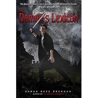 The Demon's Lexicon (Demon's Lexicon trilogie serie #1)