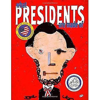 Vad ordförandena är gjorda av