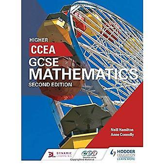 CCEA GCSE matematikk høyere for 2nd Edition