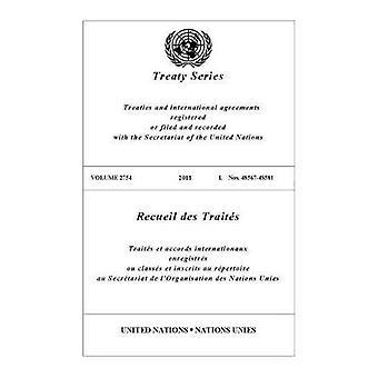 Verdrag serie 2754