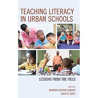 Enseignement d'alphabétisation dans les écoles urbaines: leçons tirées de l'expérience
