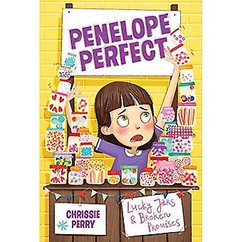 Viel Glück Gläser & gebrochenen Versprechen (Penelope perfekt)