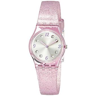 Swatch Quartz Analog woman with Silicone strap LP132C