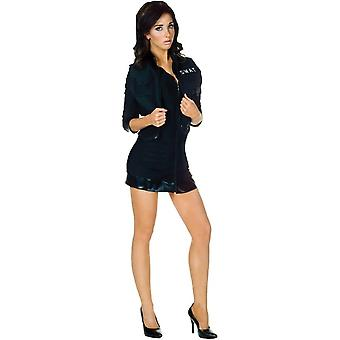 Sexy Swat Lady Adult Costume