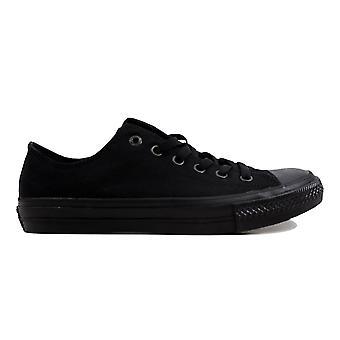 Converse Chuck Taylor All Star II 2 OX Black/Black 151223C Men's