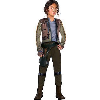 Star Wars Jyn Erso lapsi puku