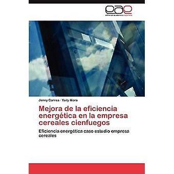 Mejora de La Eficiencia Energetica sv La Empresa vanliga spannmålsslag Cienfuegos av Correa & Jenny