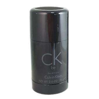 Ck be by calvin klein unisex 2.6 oz deodorant stick