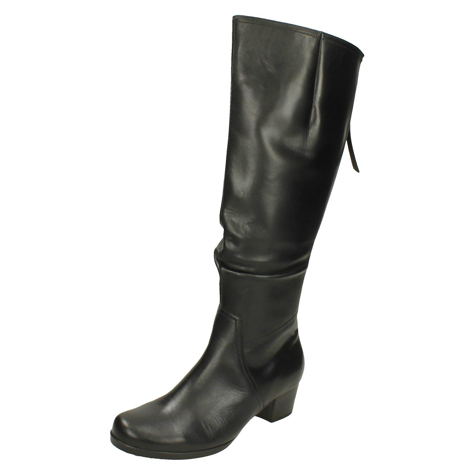 Ladies Gabor Knee High Boots 96637 xGB3u