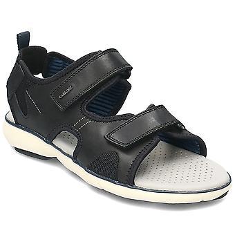 U926WB00043C0242 geox ערפילית הקיץ גברים יוניברסל נעליים