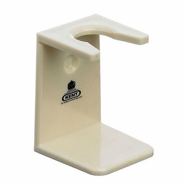 Kent Shaving Brush/ Drip Stand VSB5 Mock Ivory - Small