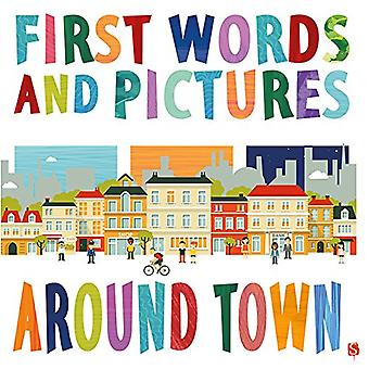 Around Town by Margot Channing - 9781681524108 Book