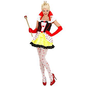 Koningin van harten (jurk W/Petticoat)
