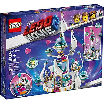 LEGO 70838 A LEGO Film Királynő Watevra 'So-Not-Evil' Space Palace