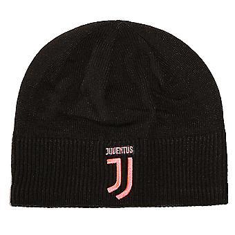2019-2020 Juventus Adidas Beanie (Black)