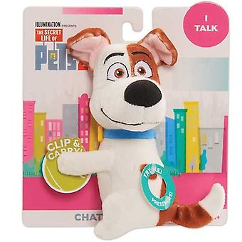 The Secret Life of Pets 2, talking stuffed animals, Max