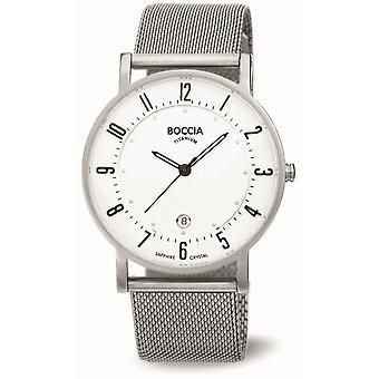 Boccia Titanium 3533-04 Miesten Watch