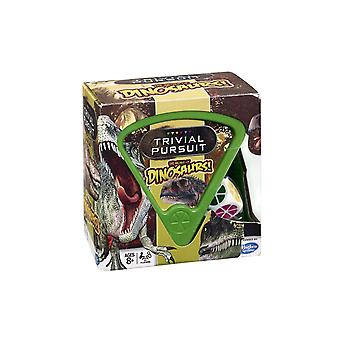 Trivial Pursuit The World Of Dinsoaurs