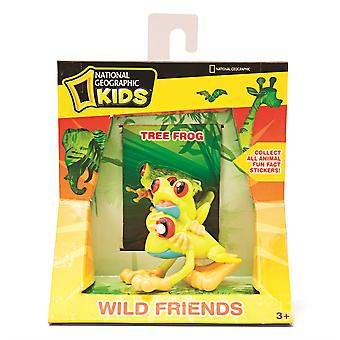 National Geographic Kids Wild Friends - Tree Frog