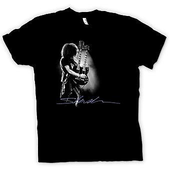 Мужская футболка - Guns n Roses - слэш Twin гитара