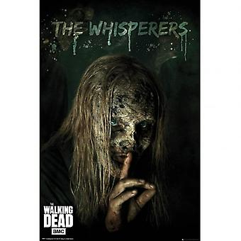 The Walking Dead Poster Whisperers 132