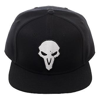 Baseball Cap-Overwatch-Reaper SnapBack uusi lisensoitu sb6pfjovw
